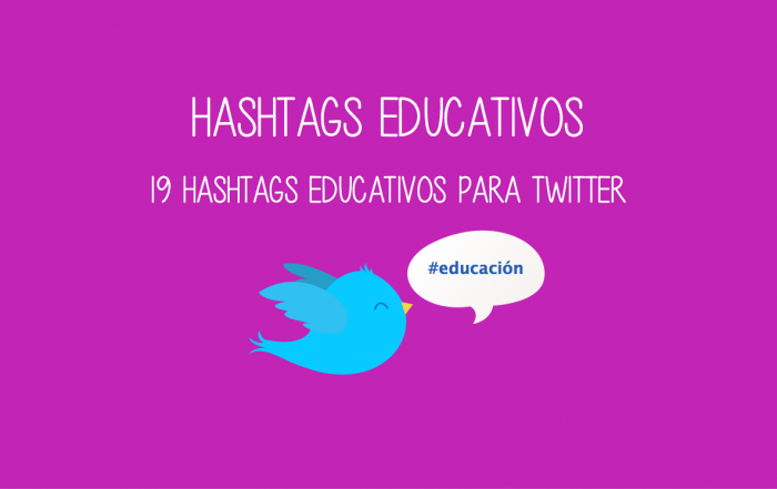 hashtags educativos